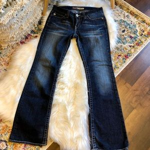 Big Star bootcut low rise fit jeans